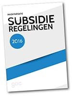 Subsidiegids 2016